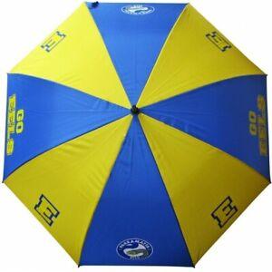 NRL Parramatta Eels Umbrella Full Size - BRAND NEW - OFFICIAL LICENSED RARE