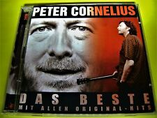 PETER CORNELIUS - DAS BESTE 2CDs     Austropop Shop 111austria