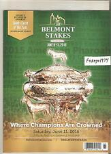 2017 BELMONT STAKES MINT PROGRAM