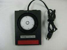 Omega program timer omega darkroom timer  #461-022