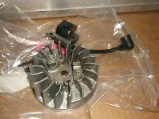 Eskimo Mako tc2 2002m coil and flywheel   ice auger part bin 487 49cc
