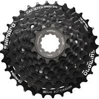 Fahrrad Kassette Shimano HG200 9fach 11-34 11-13-15-17-20-23-26-30-34