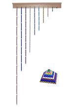 Montessori, Perlenketten und Quadrate, farbig mit Aufhängung, 21-teilig, MS59