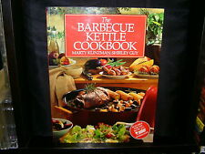 The Barbecue Kettle Cookbook - Shirley Guy, Marty Klinzman - (Paperback)