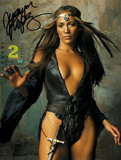 "Jennifer Lopez 8""x 10"" Sexy Signed Color Photo Reprint"