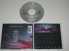 VANGELIS/THE CITY (EASTWEST 9031-73026-2) CD ALBUM