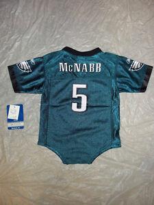 DONOVAN MCNABB #5 PHILADELPHIA EAGLES NFL INFANT JERSEY  FREE SHIPPING