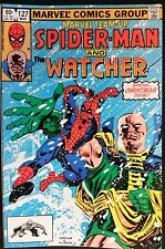 Marvel Team-Up #127 (Spider-Man & The Watcher); Grading NM-