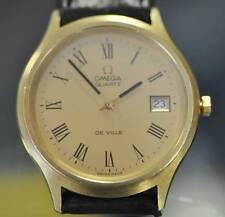 Omega De Ville Vintage Watch 1976 Collection Cal 1325 RARE ST 192.0027