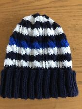 Hand Knitted Cable Knit Hat Beanie