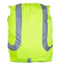 Safety Maker Rucksack Regenschutz reflektierend gelb wasserbeständig 45 Liter