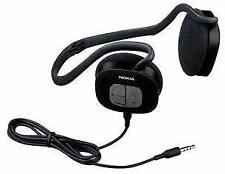 OEM Nokia Behind-the-neck Stereo Music Headset. Universal 3.5mm (HS-16)