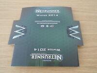 Android Netrunner LCG Caja WEYLAND Winter 2014 - Storage deck box PROMO