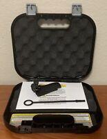 Glock 19 Gen 4 MOS Factory Clam Shell Hard Pistol Case W/ Unopened Manual