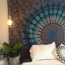 210x130cm Large Printed Tapestry Indian Mandala Wall Hanging Bedspread Bedsheet
