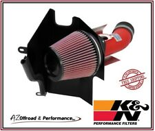 K&N 69 Series Red Typhoon Air Intake System 00-07 Subaru Impreza WRX & STi