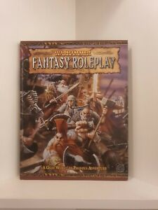 Warhammer Fantasy Roleplay: Core Rulebook, BL Publishing, Hardcover, RPG