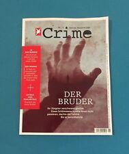 Stern Crime Nr.16 Wahre Verbrechen Dez/Jan/2018 Der Bruder ungelesen 1A abs.TOP