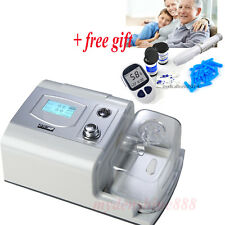 24h automatic Sleep Apnea TFT Screen Portable Auto CPAP Machine W GIFT MASSAGER