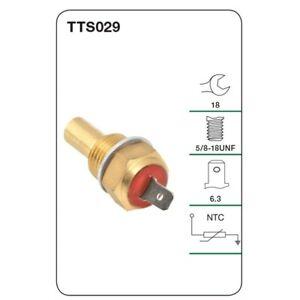 Tridon Water Temperature Sender TTS029 fits Jaguar XJ 12 5.3 (211kw), 4.2 (12...