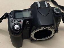 Nikon D80 10.2MP Digital SLR Camera - Body Only