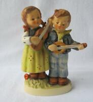 Hummel Goebel HAPPY DAYS Boy Girl Porcelain Figurine Germany Mother's Day Gift