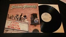 SUICIDAL TENDENCIES Lights Camera Revolution EPIC 1990 SIGNED autograph Lp vinyl