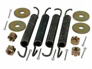 For 1992 Hino FB15 Drum Brake Hardware Kit Front 23173DJ