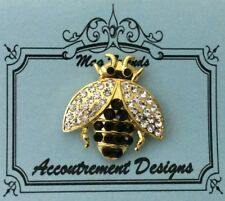 Accoutrement Designs Bee Needle Minder Magnet Needlepoint Cross Stitch