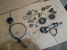 Yamaha IT400 IT 400 misc engine motor parts gears kick starter shaft