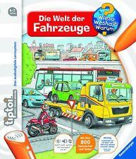 """Ravensburger tiptoi 00622 - Libro"""" EL MUNDO EL Vehículos """", NUEVO"""