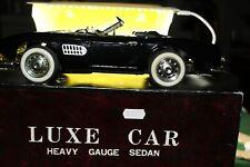 Luxe Car Heavy Gauge Sedan Friction Sports Car MF343