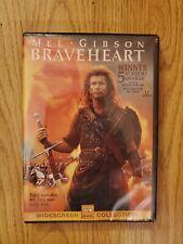 New! Braveheart Dvd