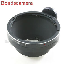 EMF AF ADAPTER FOR Pentax 67 mount lens to Canon EOS 5D II III 60/70D 600D 650D