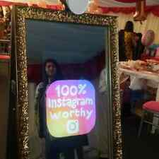 2 Hour Party Entertainment Magic Selfie Photo Guest Booth Props Photobooth Hire