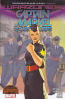 Captain Marvel & the Carol Corps GN Kelly Sue DeConnick Kelly Thompson New NM