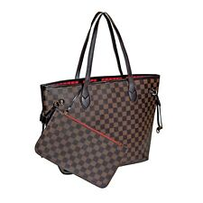 LUXOURIA Checkered Tote Bag Inspired Designer Bag