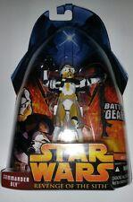 Star Wars Revenge of the Sith Commander Bly Battle Gear #57 NOC