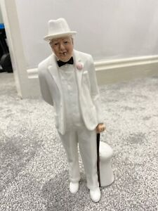 Royal Doulton Figurine Sir Winston Churchill HN3057 Great Britain