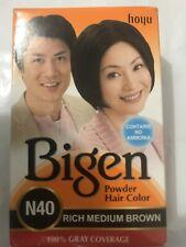 BIGEN N 40 (Rich Medium Brown) +Free Gift
