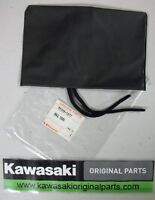 Kawasaki vinyl under seat owners tool kit pouch/roll. Part number 56008-1077