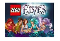LEGO Elves Foilpacks Magazine Polybags 30375 30259 Miku Jynx