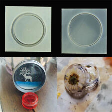 1set DIY Silicone Storage Box Mold Epoxy Resin Casting Jewelry Mould Craft Tool,
