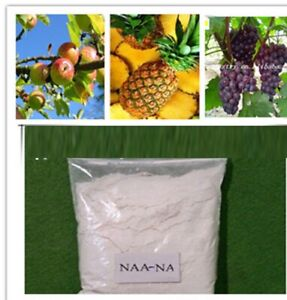 Naphthalene Acetic Acid (NAA-NA) 15g Plant growth promoter powder 98%