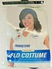 Halloween Costume Flo from Progressive New In Bag
