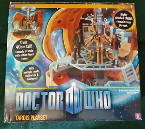 Doctor Who Eleventh Dr Tardis Playset
