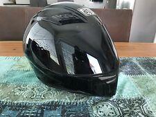 AGV Horizon XS 53-54 schwarz Motorradhelm Integralhelm