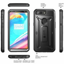 OnePlus 5T Case SUPCASE Full-Body Drop-Proof Case Built-In Screen Protector