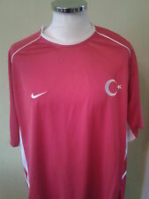 Turkey 2003  home shirt  size XL  adult