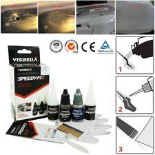 Strong Powder Adhesive Glue Kit Set 7 Second Quick Bonding Speedy Fix Repair Set